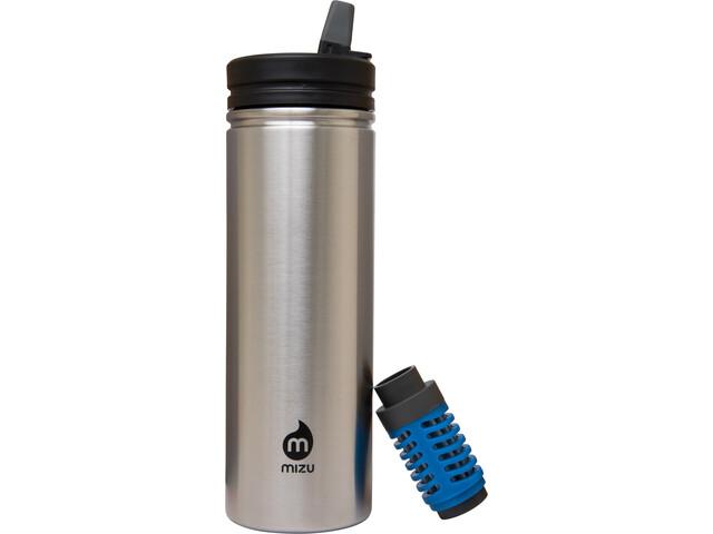 MIZU M9 - 360 Bottle 900ml, srebrny
